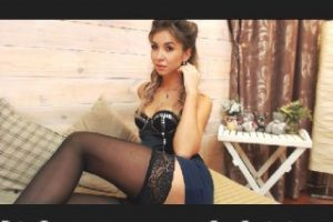 Face to Face chat with a stunning glamour cam girl