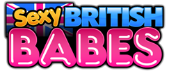 UK cam babes at SexyBritishBabes.com logo