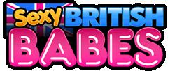 UK cam babes at SexyBritishBabes.com logo